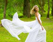 Stilinga vestuvine suknelė