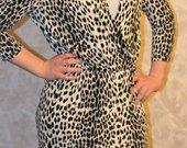 Vero moda leopardine suknele