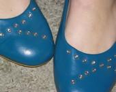 mėlyni laibžveliai