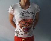 Ed Hardy orinalus marškinėliai