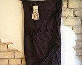 Mini black dress!!:)