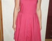 Jigsaw nauja rozine suknele
