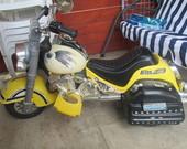 Vaikiskas motociklas