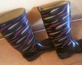 Nauji lietaus batai