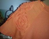 ZARA orange