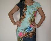 Geleta suknele   didesniu dydziu
