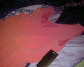 Koraline vasarine suknele Moda Italiana