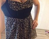 Asos leopardine tunika