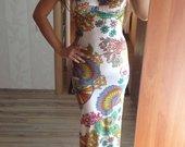 Tobula maxi suknia