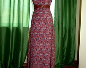 Maxi suknelė