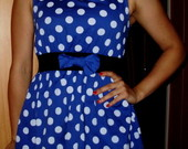 Taskuota suknele :)