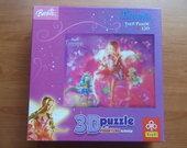 3D dėlionė puzzle Barbie