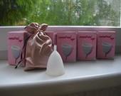 Naujos menstruacines taureles