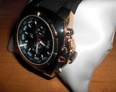 Juodas naujas vyriškas laikrodis