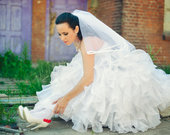 XS-M Reguliuojama Vestuvine suknele