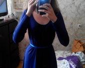 TOPAS! Nuostabi mėlyna suknutė