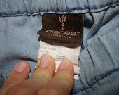 Pieces džinsų tipo leginsiukai