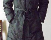 NAUJA Moteriška žieminė striukė-paltas