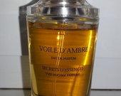 VOILE D'AMBRE Secrets D' Essences Perfume