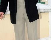 vyriškas vilnonis paltas