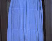 Nėštukės maxi sijonas