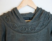 Only megztinis su kapišonu