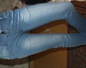 mėlyni džinsiukai