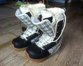 Puikūs HEAD snowboardo batai, 39 dydis