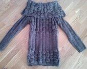 siltas megztinis