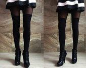 Klasikinės ilgos kojinės