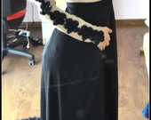 Nuostabaus dizaino suknele