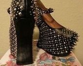 Orginalus Jeffrey Campbell Natodos batai