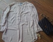 Marškinukai nude spalvos