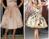 Parduodu šilkinę suknelę:)