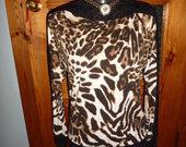 Leopardinis megztinis. :)