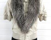Vero moda odinė striukytė