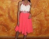 Nuostabi turkiška neon suknelė