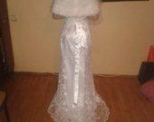 ( isnuomuoju)Vestuvine suknele