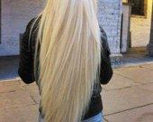 Sviesus plauku tresai