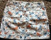 Džinsinis gelėtas GAP sijonas
