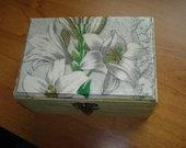 Dekupažinė dėžutė