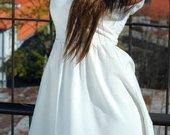 Balta suknelė Zara