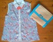 Blizgantys marškinukai