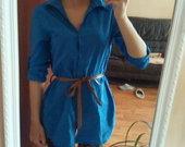 Mėlyna tunika, marškiniai