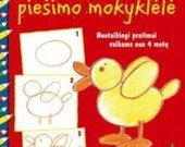 Didžioji vaikų piešimo mokyklėlė