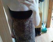 Leopardine/tigrine tally weijl suknelė