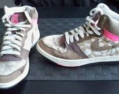 Nike court force su kailio detalėmis kedai