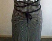 Tommy Hilfiger dryžuota sexy suknelė