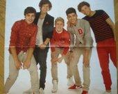 One Direction Max Plakatai