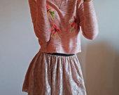 Stilingas trumpas megztinukas